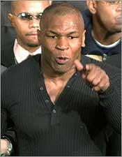 The man, the myth, the muncher, Tyson!