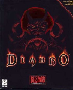 The soon to be released Diabro game.